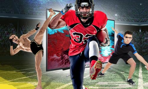 Kaufland - trwa konkurs! Wgraj TV lub bilety na światowe igrzyska