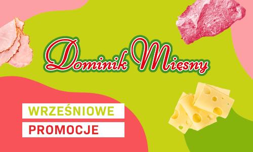Dominik Mięsny - oferta specjalna